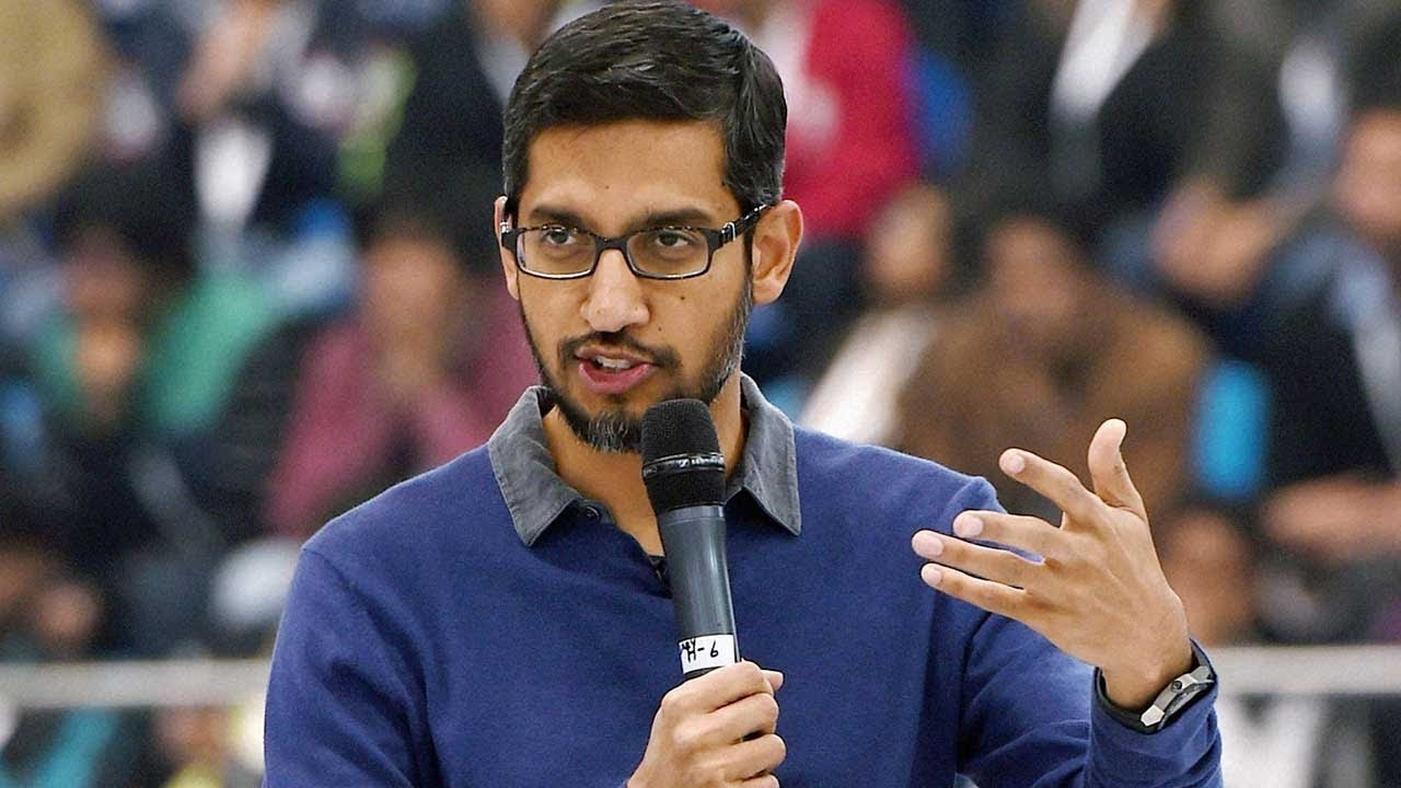 Sundar Pichai Biography
