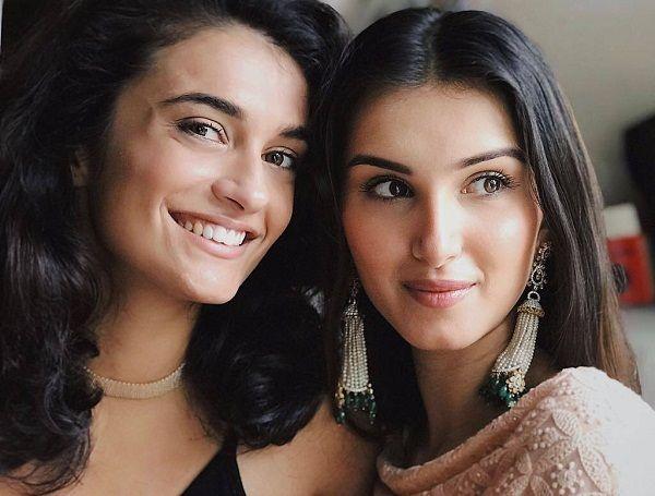 tara sutaria twin sister