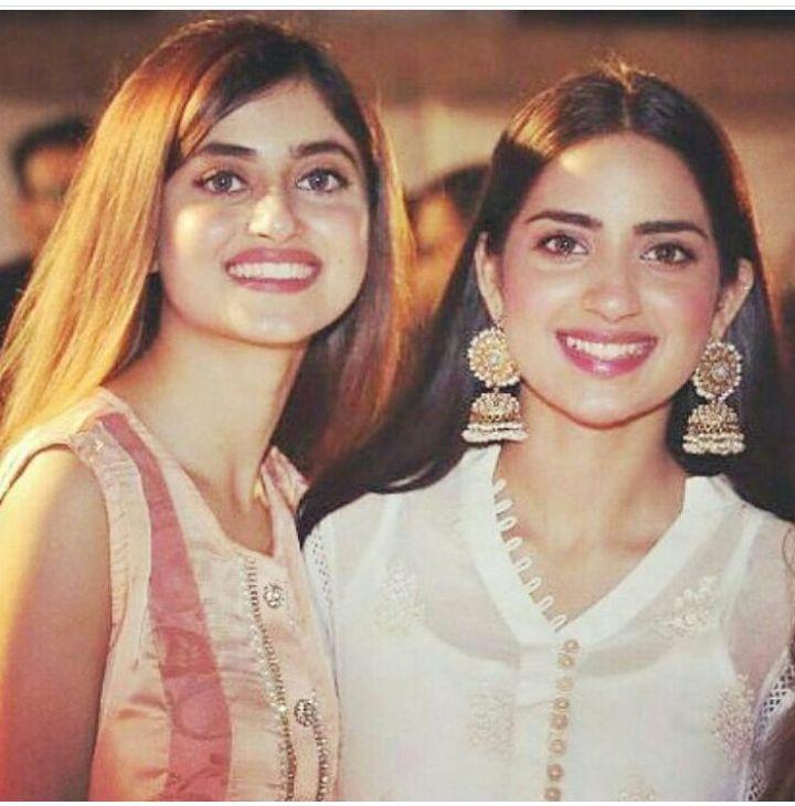 Sajal Aly sister