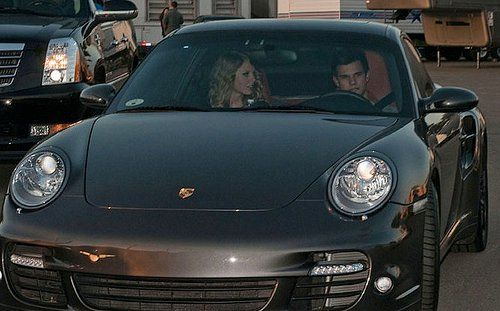 Taylor Swift Porsche 911 turbo