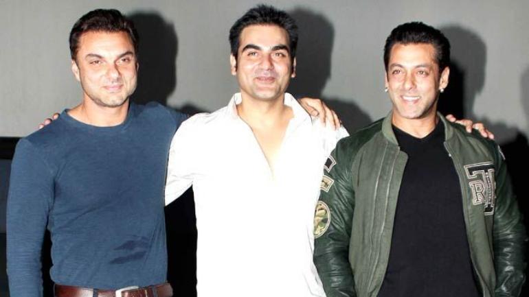 Salman khan brothers Arbaaz Khan & Sohail Khan