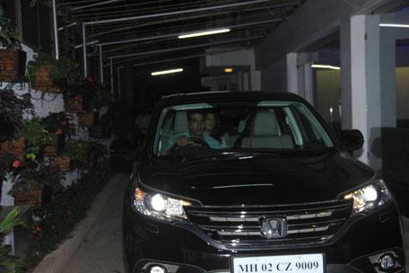 akshay kumar Honda CRV