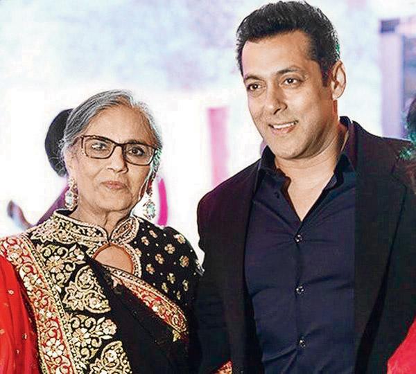 salman khan mother Sushila Charak