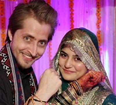 saman baloch husband