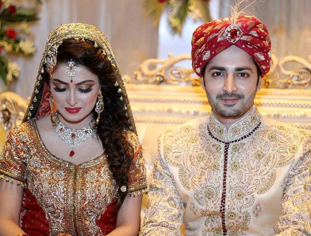 Ayeza Khan Husband