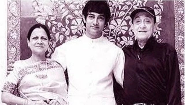 aamir khan parents