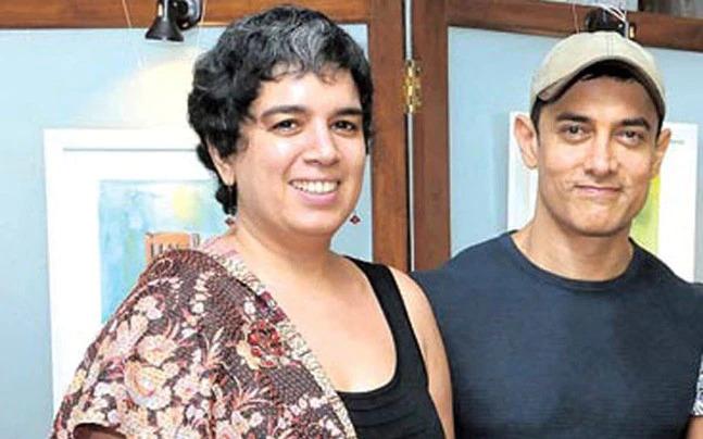 ammir khan first wife Reena Dutta