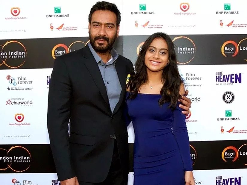 ajay devgan daughter