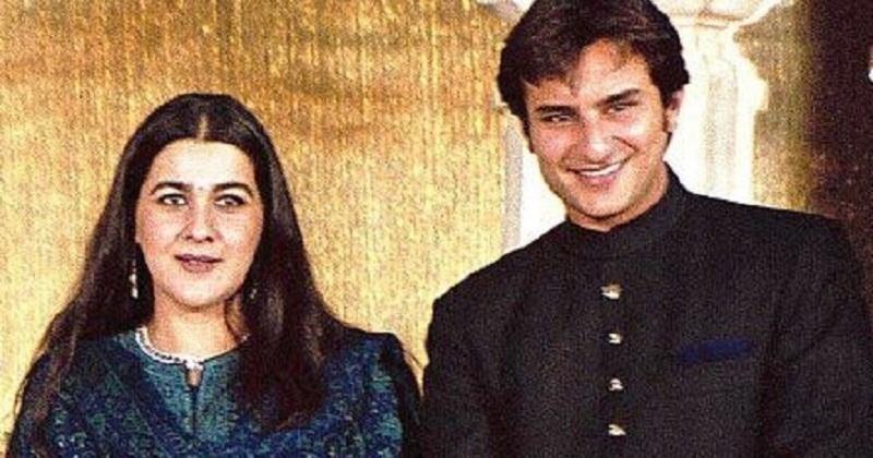 saif ali khan first wife
