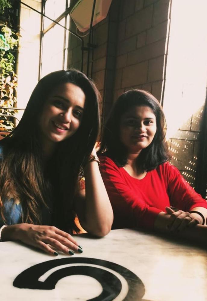 Shivani Surve sister