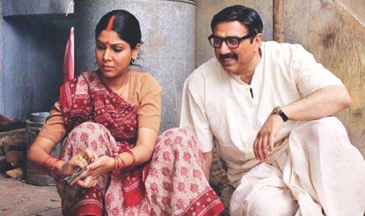 sakshi tanwar with sunny deol