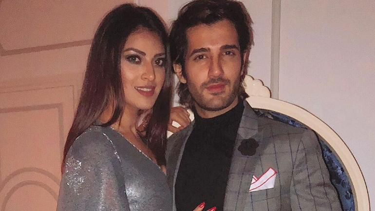 Aditya Seal and Anushka Ranjan