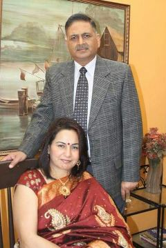 Nikita Dutta parents