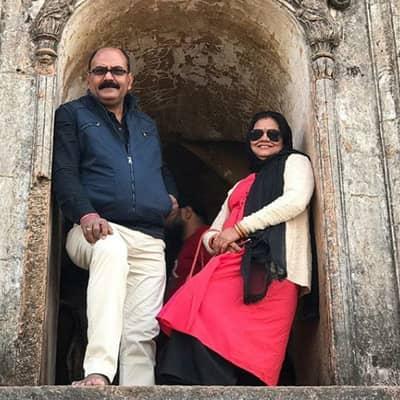 Vishal Aditya Singh parents