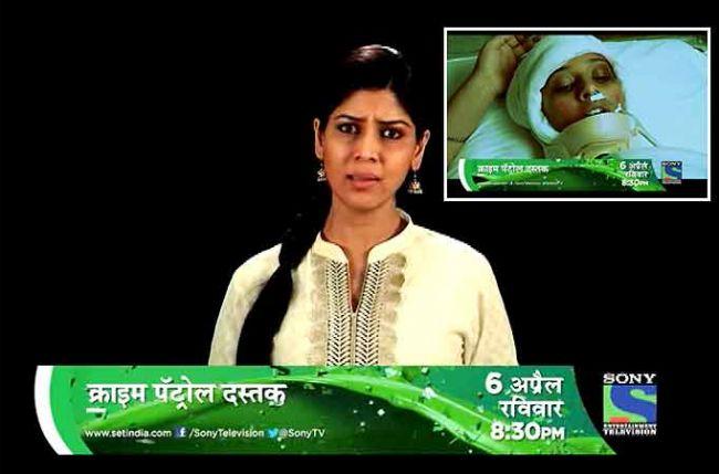 sakshi tanwar crime patrol