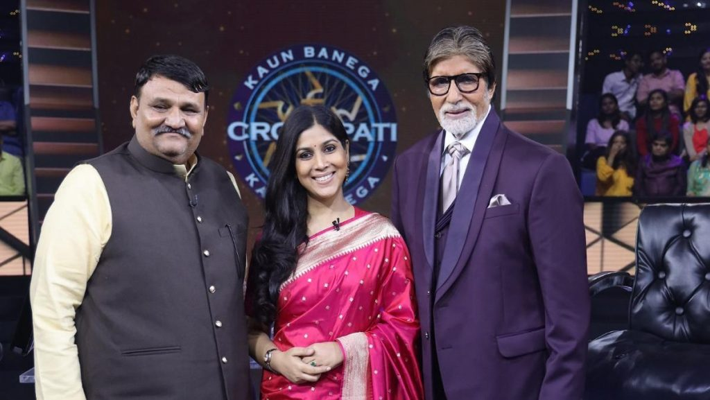 sakshi tanwar in amitabh bachan's show